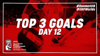 Top Goals of the Day May 15 2018 | #IIHFWorlds 2018