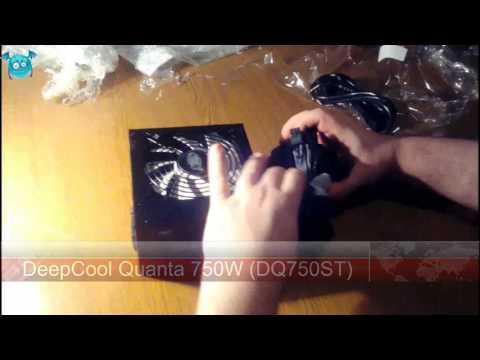 DeepCool Quanta 750W (DQ750 ST)