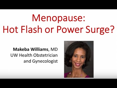 Hot Flash or Power Surge: What Every Woman Needs to Know About Menopause