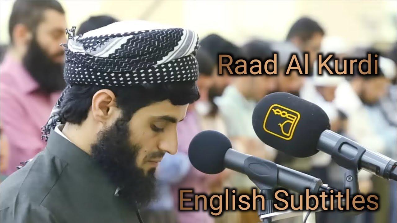 Download Surah An-Naazi'aat which has 35 million views with English translation | Sheikh Raad alkurdi