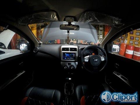 Paket Audio Mobil Hemat Daihatsu Ayla By Cliport-Audio Bandung