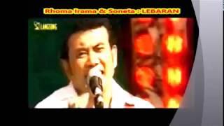 (1,05)  Nada dan Dakwah Rhoma Irama :  LEBARAN  --  Lagu Dangdut Kenangan