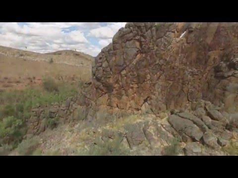 Corroboree Rock Valley Drone Views
