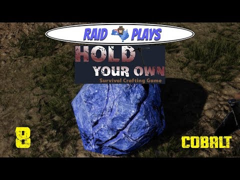 """Let's Play Hold Your Own with RaidzeroAU - #8 - """"Cobalt"""""""