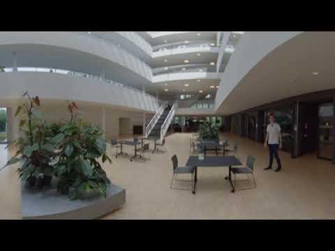 360 Tour Faculty of Science - Leiden University