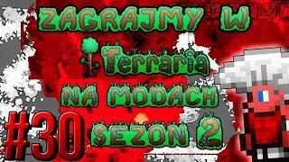 Zagrajmy w Terraria na Modach S2 #30 - Zimno, coraz zimniej [1.3.5.3]