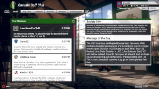 The Golf Club 2019 - CGC Society - CGE Ping Shootout @ Peppers Point - Masters Clubs - PS4 Pro