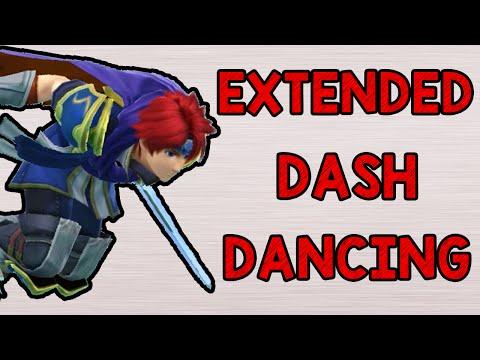 Extended Dash Dancing! (Smash Wii U/3DS)