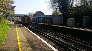 Trains At #3| Meopham- SEML [07/04/2017] thumbnail