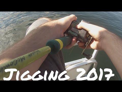 Jigging Blue Mesa 2017
