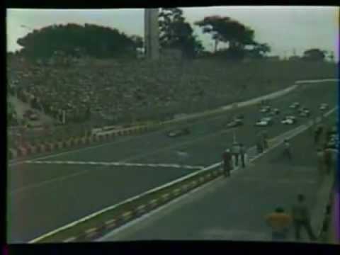 1º GP FÓRMULA 1-BRASIL 1972
