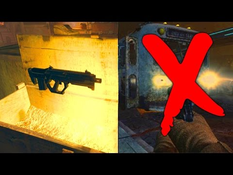 TRANZIT: NO BUS + TWO BOX CHALLENGE (Call of Duty: Black Ops 2 Zombies)