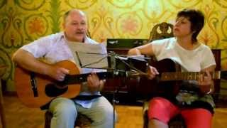 Лена и Гена - любимый дуэт КПП им. Юрия Визбора