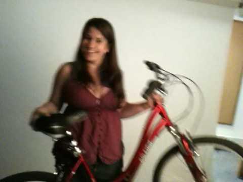 Free Press Express Awesome Bike Winner!