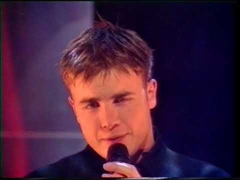 Take That - Back for Good Top of the Pops 1995