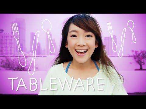 Weekly Thai Words with Ja – Tableware