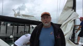 Grateful Red owner Ken Johnson discusses the Performance Cruising class.