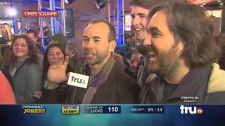 truTV's Impractical Jokers Guinness World Records Unleashed Stunt Spot 5