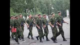Присяга в Белогорске 28 июля 2013 г