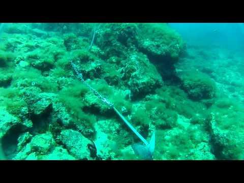 Scuba Dive @ Kyra Leni wreck [raw footage]
