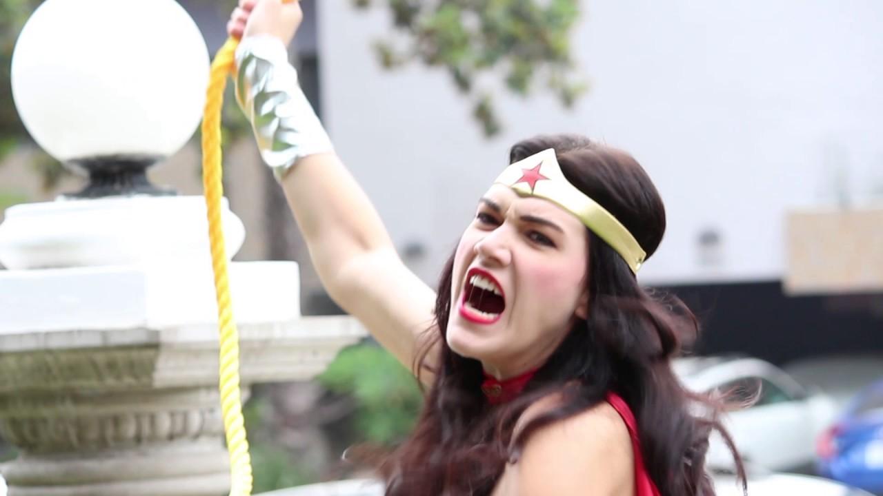 Wonder Woman- Amazon Prime - YouTube