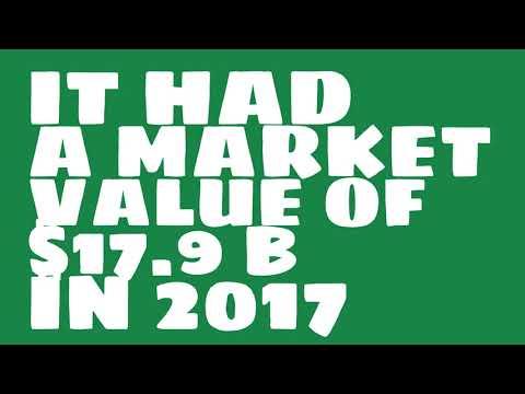 What were the 2017 sales of Deutsche Boerse?