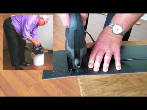 Loose Lay Waterproof Flooring - Even a Grandfather Can Install It