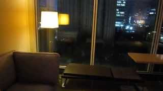 Four Seasons Hotel Tokyo - Deluxe Premier Room with Shinkansen view