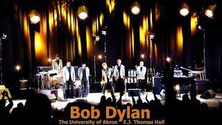 Early Roman Kings - Bob Dylan @ EJ Thomas Hall, Akron - Nov. 3, 2017 (live concert audio)
