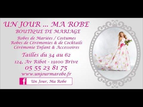 Un Jour, Ma Robe - Boutique De Mariage à Brive La Gaillarde