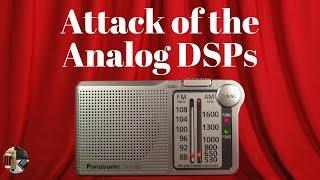 Panasonic RF-P150D AM FM Portable Radio Unboxing & Review