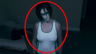 Poltergeist Caught on Tape - Poltergeist Diaries Sleep Walker P19
