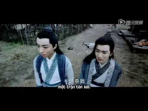 [Reup] Vietsub TFBOYS – Trailer phim Tru Tiên 2016