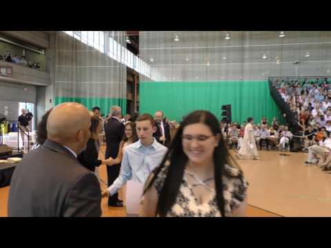 Suffern Middle School Moving Up Day 2017