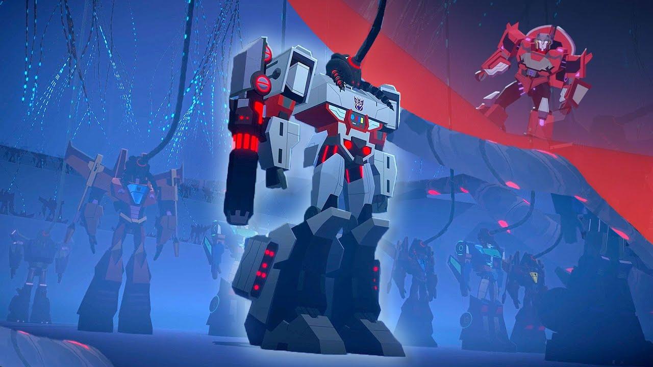 Download Transformers Cyberverse Season 3 Episode 6 ⚡️ Full Episode ⚡️ The Dead End