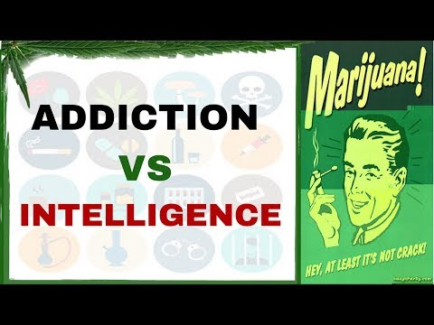 Download Youtube: Why Do Smart People Get Addicted To Weed, Alcohol or Gambling?