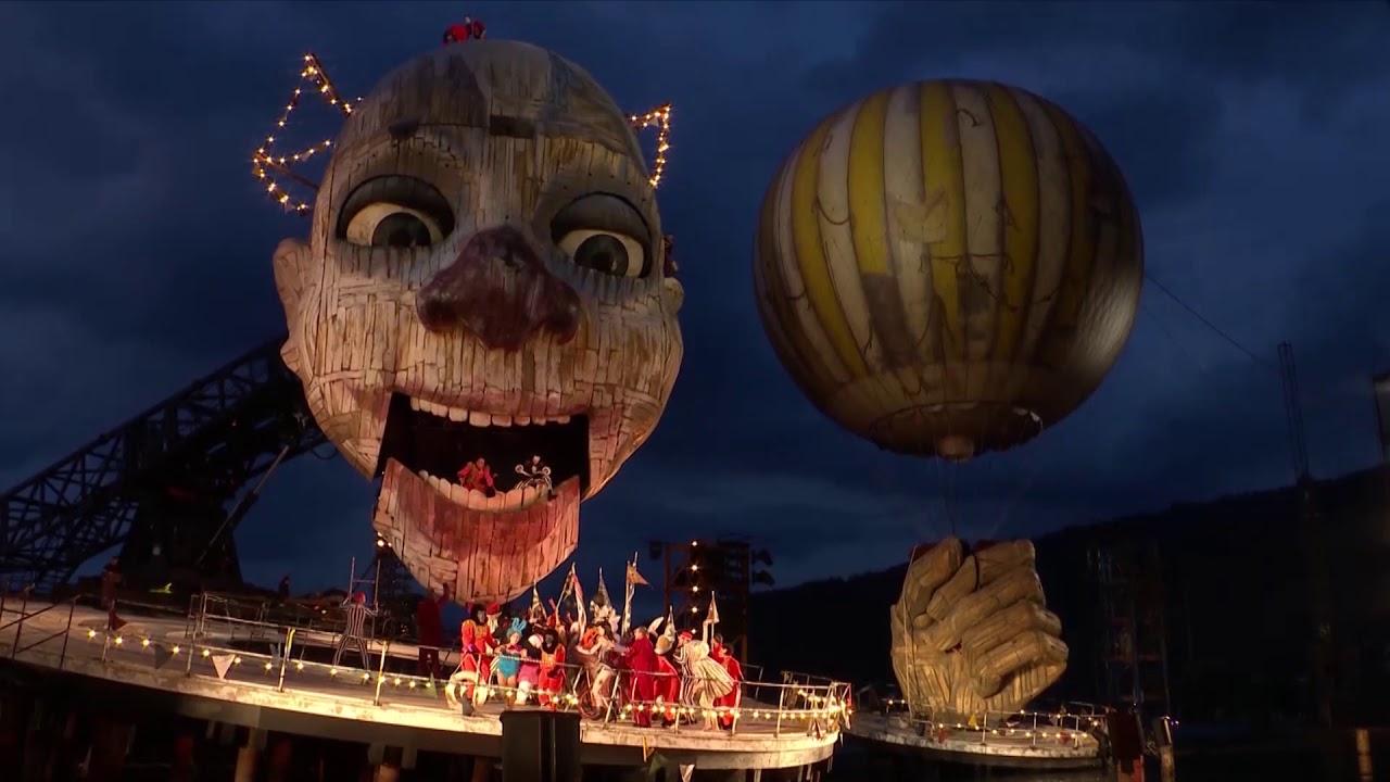 Sedona Film Fest presents 'Rigoletto on the Lake' March 27