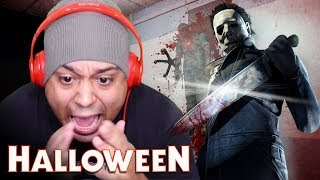MICHAEL MYERS GOT HIS OWN GAME!!! ITS SCARY AF!!  [HALLOWEEN]