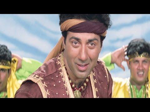 Punjabi Punjabi, Sunny Deol, Iski Topi Uske Sar - Bhangra Dance Song