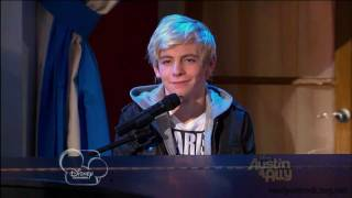 Austin Moon (Ross Lynch) - Not a Love Song [HD]