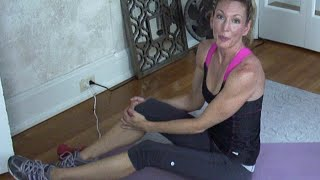 Chest Shoulders & Abs Workout for Mature Women Thumbnail
