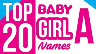 Baby Girl Names Start with A, Baby Girl Names, Name for Girls, Girl Names, Unique Girl Names, Girls