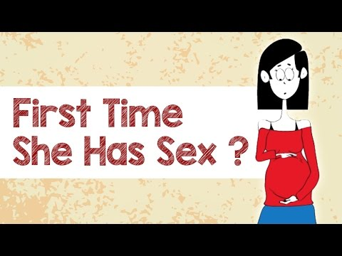 Myth 4 You can't get pregnant the first time you have sex