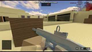 ROBLOX Battlefield: ACR Gameplay