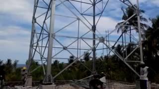 Proses Erection Tower 2