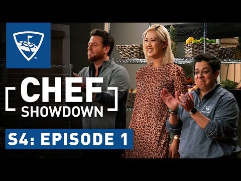 Chef Showdown | Season 4: Episode 1 | Topgolf