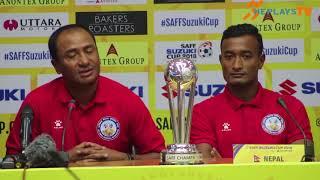 Coaches । Captain । Maldives । Nepal । Semifinal ।SAFF Championship