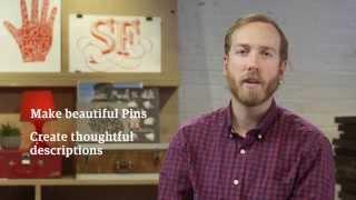 Pinterest für Unternehmen: Wie man erfolgreich pinnt (engl.)