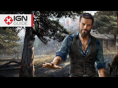 Far Cry 5 Walkthrough - Story Mission: Blow Their Mine