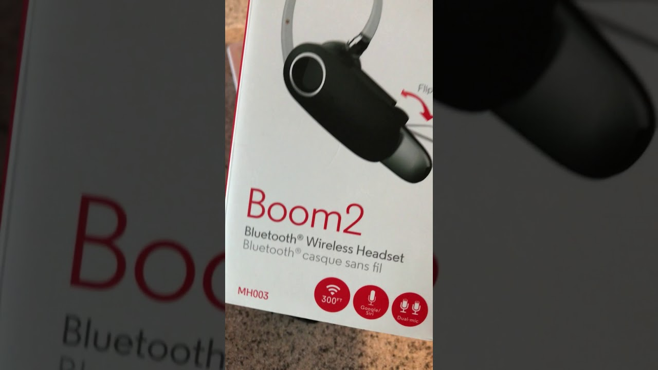 eb5179e76c2 Motorola Boom 2 Mic Review - YouTube